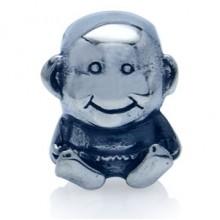 Zilveren Bedel Baby