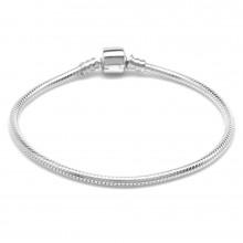 Zilveren Armband Bedels Clasplock