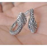 Zilveren Ring Shesha