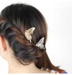 Haarkam Butterfly