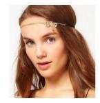Haarband Gouden Libelle