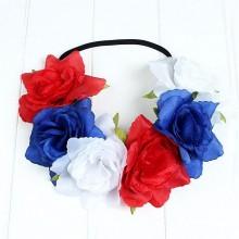 Haarband Dutch Roses