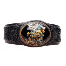 Lederen Armband Gaya