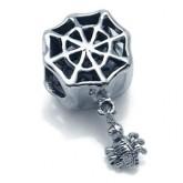 Zilveren Bedel Spinnenweb