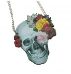 Ketting Skull and Roses