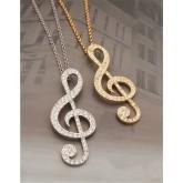 Necklace Violinkey