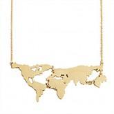 Ketting World Map