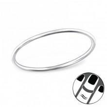 Zilveren Midi Ring Daphne