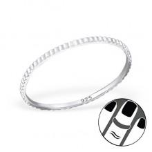Zilveren Midi Ring Eve