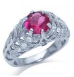 Zilveren Ring Eugany