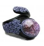 Lederen Ring Idoya
