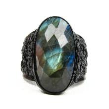 Lederen Ring Nixia