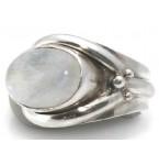 Zilveren Ring Riena