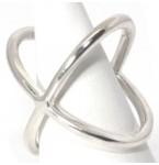 Zilveren Ring Quatina