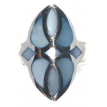 Zilveren Ring Gloria