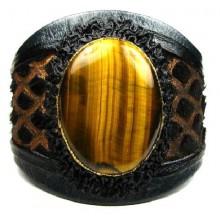 Lederen Armband Sierra