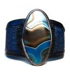 Lederen Armband Uschi