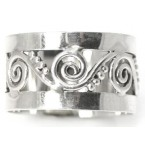 Zilveren Ring Wica